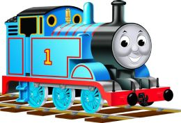 Thomas & Friends Thomas the Tank Engine 24 Piece Shaped Floor Puzzle