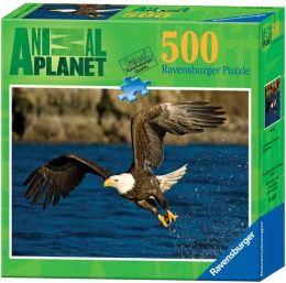 Animal Planet Bald Eagle 500 Piece Puzzle