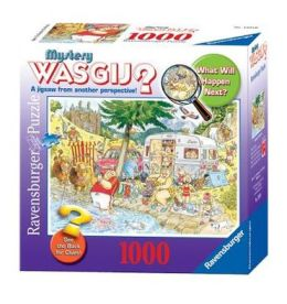 WASGIJ? Mystery - Camping Commotion1000 Piece Puzzle