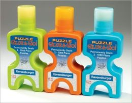 Puzzle Glue and Go 4 ounce