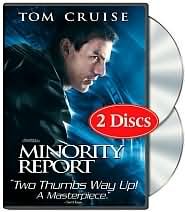 minority report book vs movie Minority report: film vs short story minority report: the book vs the movie essay example - it is a fool-proof system born to ensure absolute safety.