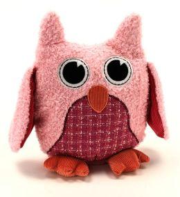 Peekaboo Owl - Pink