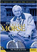 Inspector Morse: the Dead of Jericho Collection Set