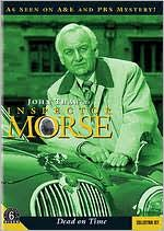 Inspector Morse: the Dead on Time Collection Set