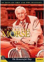 Inspector Morse: the Remorseful Day Collection Set