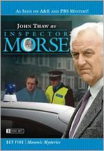 Inspector Morse: Set Five - Masonic Mysteries