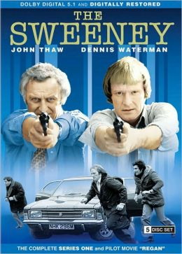 The Sweeney - The Complete Series One