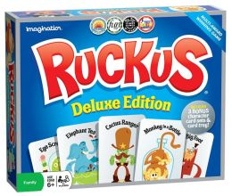 Ruckus Boxed Card Game Original Edition