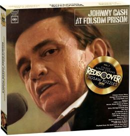 Rediscover Jigsaw Puzzles: Johnny Cash: Live at Folsom Prison