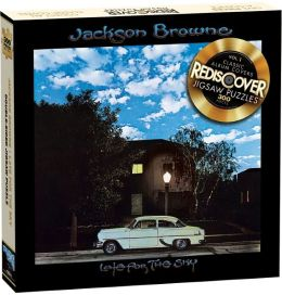 Rediscover Jigsaw Puzzles: Jackson Browne: Late for the Sky