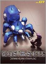 Ghost in the Shell: Tv, Vol. 7