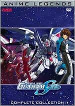 Gundam Seed Anime Legends Collection 2