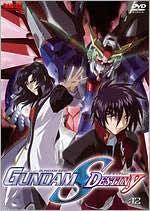 Mobile Suit Gundam 12: Seed Destiny