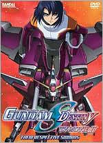 Gundam Seed Destiny: TV Movie II - Their Respective Swords