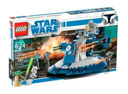 Lego Armoured Assault Tank