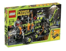 LEGO Power Miners Titanium Command Rig (8964)