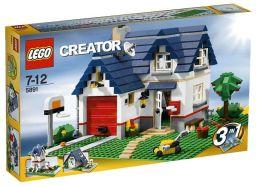 LEGO Creator House 5891