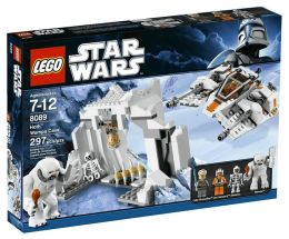 LEGO Star War Hoth Wampa Set 8089
