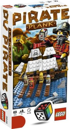 LEGO Games Pirate Plank 3848