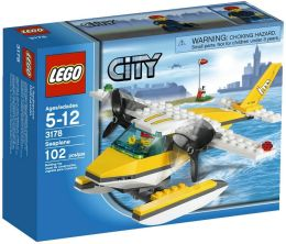 LEGO City Seaplane 3178