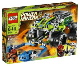 LEGO Power Miners Claw Catcher 8190