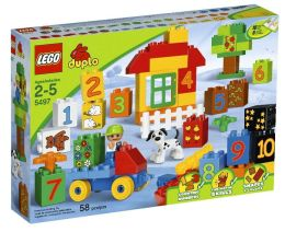 LEGO DUPLO Bricks & More DUPLO Learning 5497