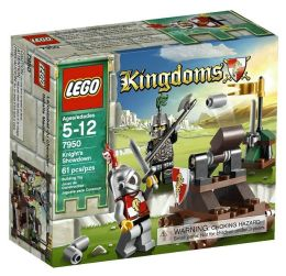 LEGO Castle Knight's Showdown 7950