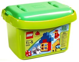 LEGO DUPLO Bricks & More Brick Box 5416