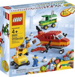 LEGO Bricks & More LEGO Airport Building Set 5933