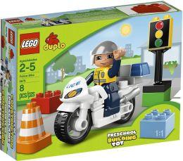 LEGO DUPLO LEGOVille Police Bike 5679
