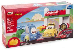 LEGO DUPLO Preschool Cars Luigi's Italian Place 5818