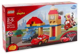 LEGO DUPLO Preschool Cars Big Bentley 5828