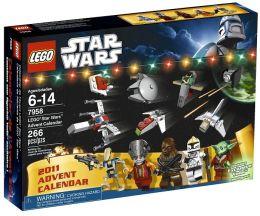 LEGO Star Wars Advent Calendar 7958 for 2011