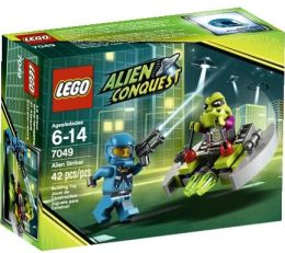 LEGO Alien Striker 7049