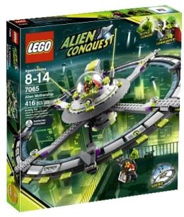 LEGO Alien Mothership 7065