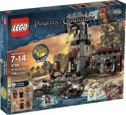 LEGO Pirates of the Caribbean Whitecap Bay 4194