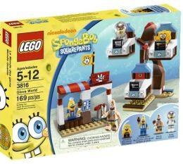 LEGO Glove World 3816