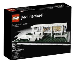 LEGO 2011 Architecture Farnsworth House