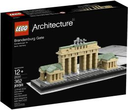 LEGO 2011 Architecture Brandenburg Gate