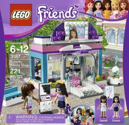 LEGO Butterfly Beauty Shop - 3187
