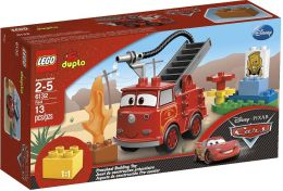 DUPLO Cars Red 6132