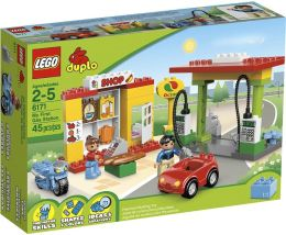 DUPLO LEGO Ville My First Gas Station 6171