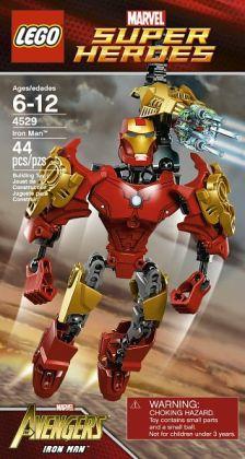 LEGO Iron Man - 4529