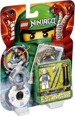 LEGO Kendo Zane - 9563