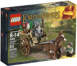 LEGO Lord of the Rings, Gandalf Arrives 9469