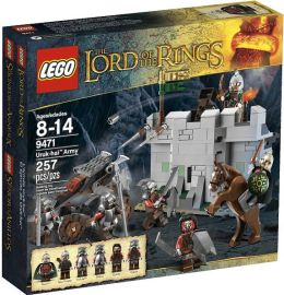 LEGO Lord of the Rings, Uruk-hai Army 9471