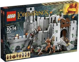 The LEGO Lord of the Rings, The Battle of Helm's Deep 9474