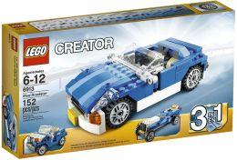 LEGO Blue Roadster - 6913