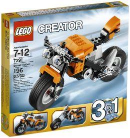 LEGO Street Rebel - 7291