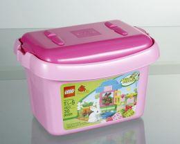 LEGO DUPLO Pink Brick Box - 4623